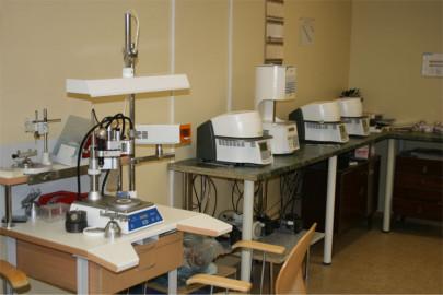 Типичная зуботехническая лаборатория