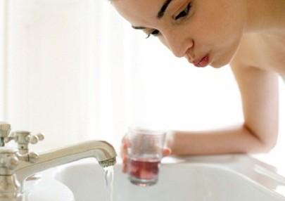 хлоргексидин при боли в горле