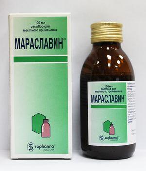Мараславин для полоскания рта
