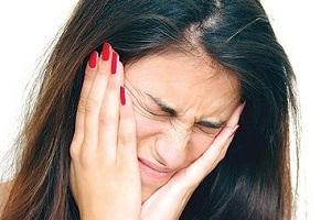 сильная боль в зубах