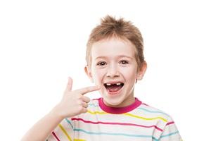 рост коренных зубов