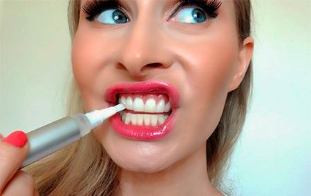 Отбеливатель зубов с алиэкспресс