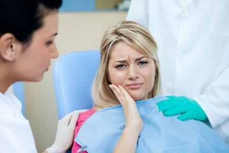 боль в зубе без нерва