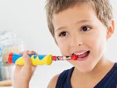 выбрать зубную щетку для ребенка